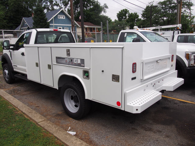 2018 F-550 Regular Cab DRW 4x4,  Reading Service Body #268194 - photo 2