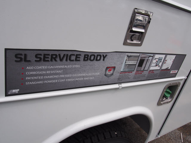 2018 F-550 Regular Cab DRW 4x4,  Reading Service Body #268194 - photo 5