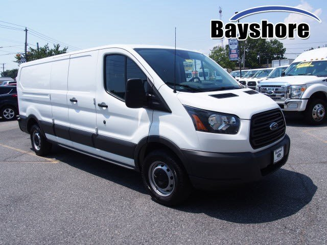 2017 Transit 150 Low Roof 4x2,  Empty Cargo Van #268222 - photo 1
