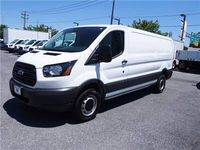 2017 Transit 250 Low Roof 4x2,  Empty Cargo Van #268225 - photo 5