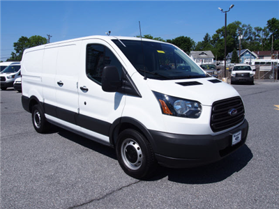 2017 Transit 150 Low Roof 4x2,  Upfitted Cargo Van #268242 - photo 1