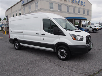 2018 Transit 150 Med Roof 4x2,  Empty Cargo Van #268318 - photo 1
