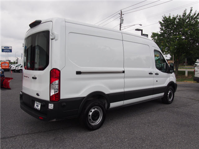 2018 Transit 150 Med Roof 4x2,  Empty Cargo Van #268318 - photo 2