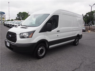 2018 Transit 150 Med Roof 4x2,  Empty Cargo Van #268318 - photo 5