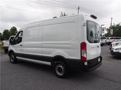 2018 Transit 150 Med Roof 4x2,  Empty Cargo Van #268318 - photo 8