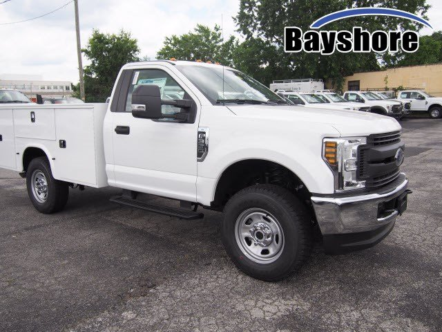 2018 F-350 Regular Cab 4x4,  Knapheide Service Body #268365 - photo 3