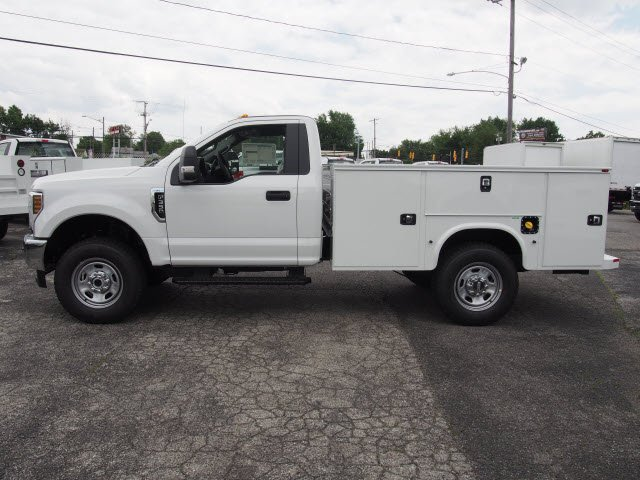 2018 F-350 Regular Cab 4x4,  Knapheide Service Body #268365 - photo 5