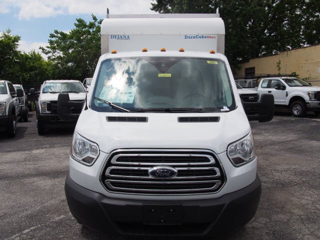 2018 Transit 350 4x2,  Dejana Truck & Utility Equipment Service Utility Van #268451 - photo 4