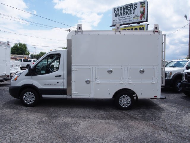 2018 Transit 350 4x2,  Dejana Truck & Utility Equipment Service Utility Van #268451 - photo 5