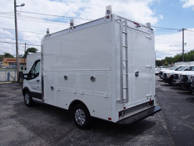 2018 Transit 350 4x2,  Dejana Truck & Utility Equipment Service Utility Van #268451 - photo 2