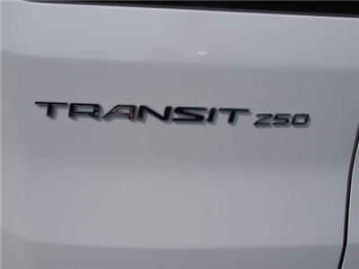 2018 Transit 250 Low Roof 4x2,  Empty Cargo Van #268516 - photo 10