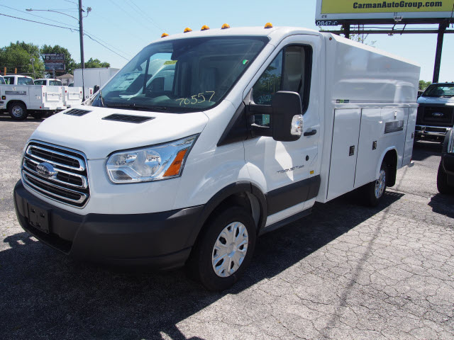 2018 Transit 350 4x2,  Reading Service Utility Van #268608 - photo 3