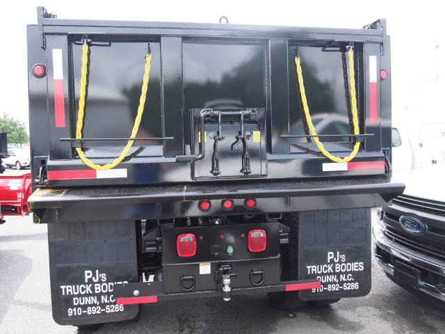 2018 F-750 Regular Cab DRW 4x2,  Godwin Manufacturing Co. 300U Dump Body #268816 - photo 7