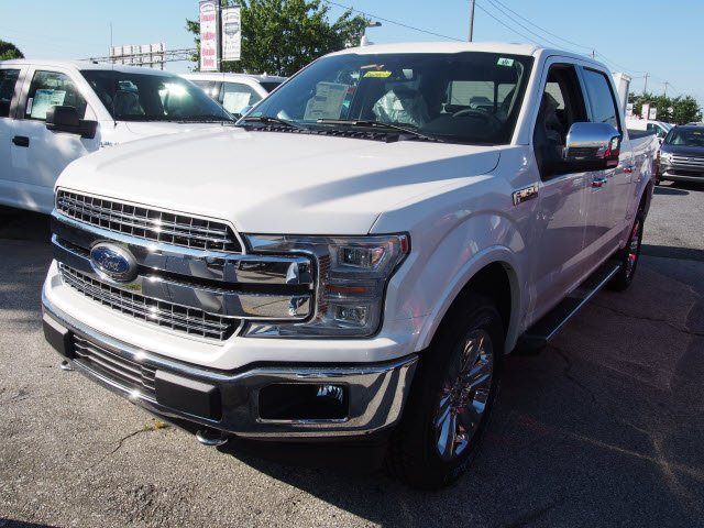 2018 F-150 SuperCrew Cab 4x4,  Pickup #268857 - photo 1