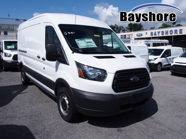 2018 Transit 250 Med Roof 4x2,  Empty Cargo Van #269090 - photo 3