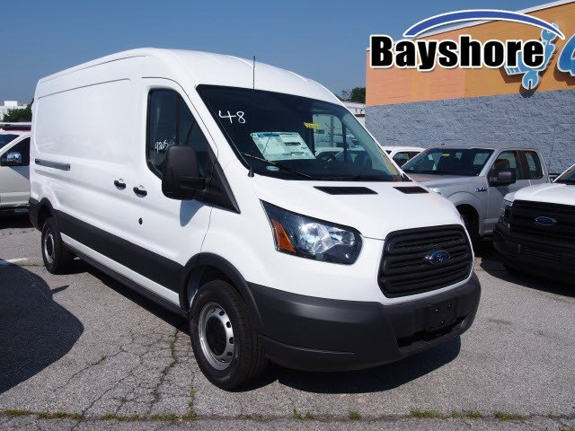 2018 Transit 350 Med Roof 4x2,  Empty Cargo Van #269120 - photo 3