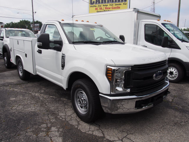 2018 F-250 Regular Cab 4x2,  Reading Service Body #269363 - photo 3