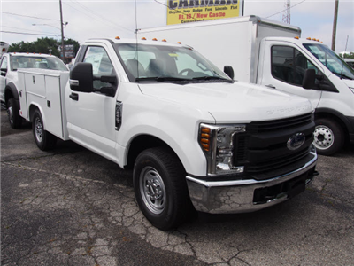 2018 F-250 Regular Cab 4x2,  Reading SL Service Body #269363 - photo 3
