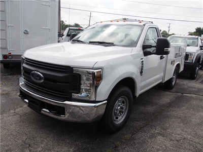 2018 F-250 Regular Cab 4x2,  Reading SL Service Body #269363 - photo 1