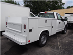 2018 F-250 Regular Cab 4x2,  Reading SL Service Body #269363 - photo 4