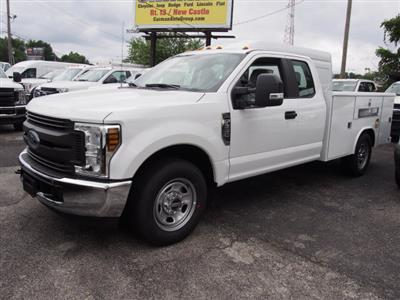 2018 F-350 Super Cab 4x2,  Reading Classic II Steel Service Body #269366 - photo 1