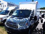2018 Transit 350 HD DRW 4x2,  Dejana Truck & Utility Equipment DuraCube Cutaway Van #269425 - photo 2