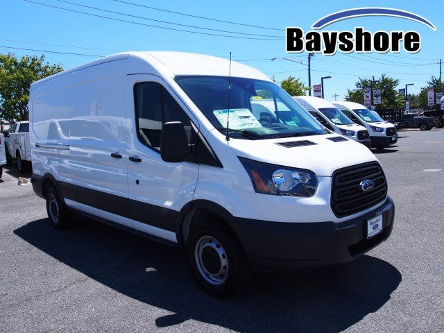 2018 Transit 250 Med Roof 4x2,  Empty Cargo Van #269431 - photo 3