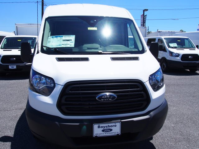 2018 Transit 250 Med Roof 4x2,  Empty Cargo Van #269431 - photo 4