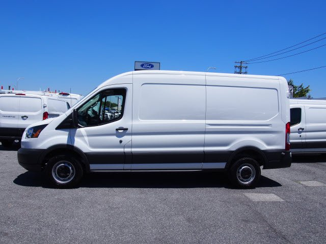 2018 Transit 250 Med Roof 4x2,  Empty Cargo Van #269431 - photo 5
