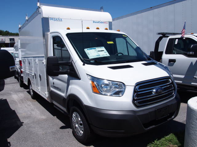 2018 Transit 350 4x2,  Dejana Truck & Utility Equipment Service Utility Van #269438 - photo 3