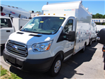 2018 Transit 350 4x2,  Dejana Truck & Utility Equipment Service Utility Van #269438 - photo 1