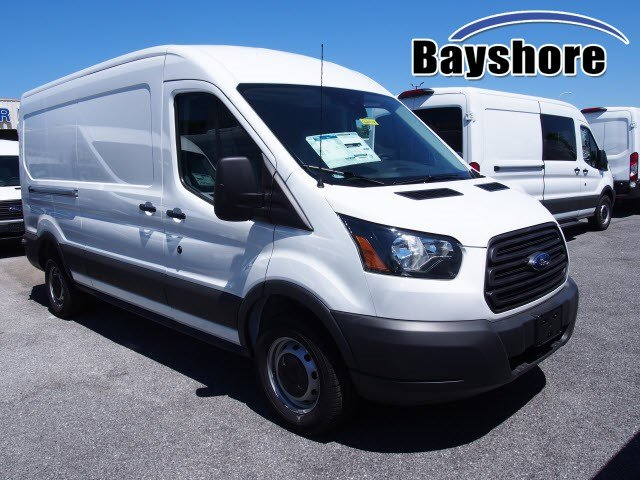 2018 Transit 250 Med Roof 4x2,  Empty Cargo Van #269477 - photo 3