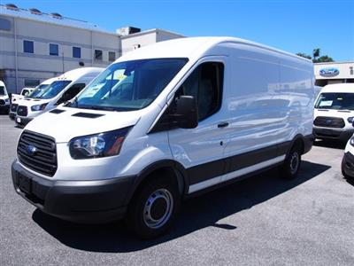 2018 Transit 250 Med Roof 4x2,  Empty Cargo Van #269477 - photo 1