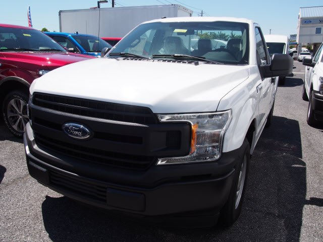 2018 F-150 Regular Cab 4x2,  Pickup #269570 - photo 3