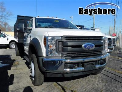2019 F-550 Regular Cab DRW 4x2,  Cab Chassis #269630 - photo 3