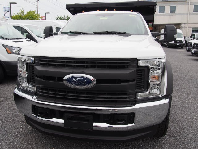 2018 F-450 Super Cab DRW 4x4,  Rugby Landscape Dump #269665 - photo 4