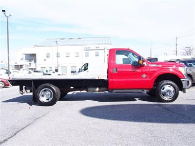2016 F-350 Regular Cab DRW 4x4,  Platform Body #269679 - photo 12