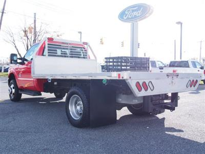 2016 F-350 Regular Cab DRW 4x4,  Platform Body #269679 - photo 9