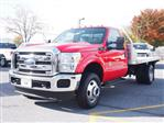 2016 F-350 Regular Cab DRW 4x4,  Platform Body #269679 - photo 4