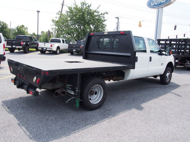 2016 F-350 Crew Cab DRW 4x4,  Cab Chassis #269681 - photo 7