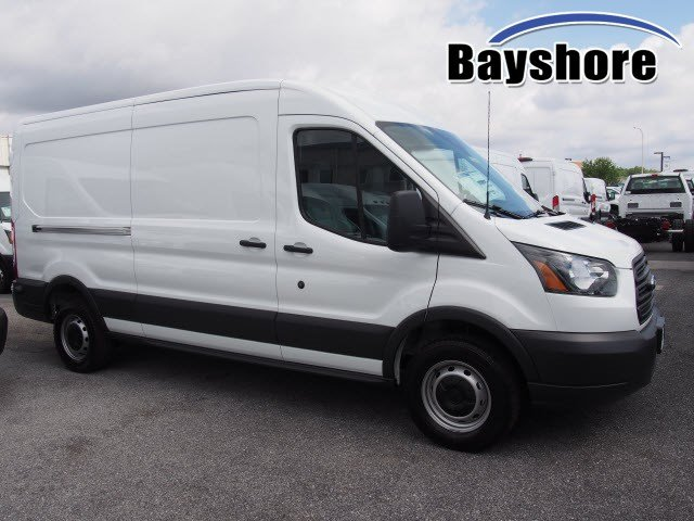 2018 Transit 250 Med Roof 4x2,  Empty Cargo Van #269947 - photo 3