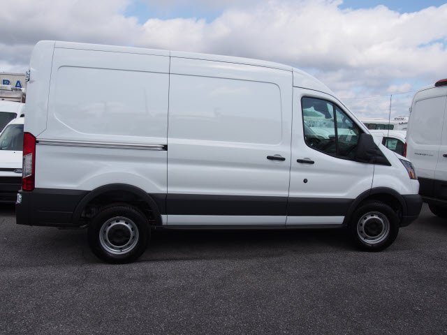 2018 Transit 250 Med Roof 4x2,  Empty Cargo Van #269969 - photo 3