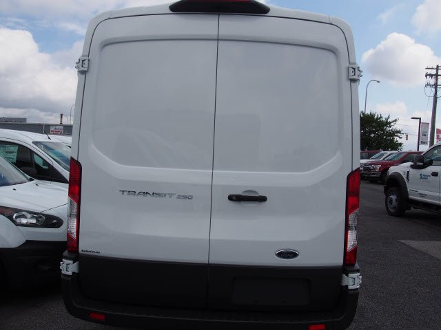 2018 Transit 250 Med Roof 4x2,  Empty Cargo Van #269969 - photo 5