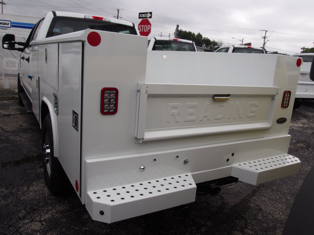 2018 F-350 Crew Cab 4x4,  Reading Classic II Steel Service Body #270271 - photo 2