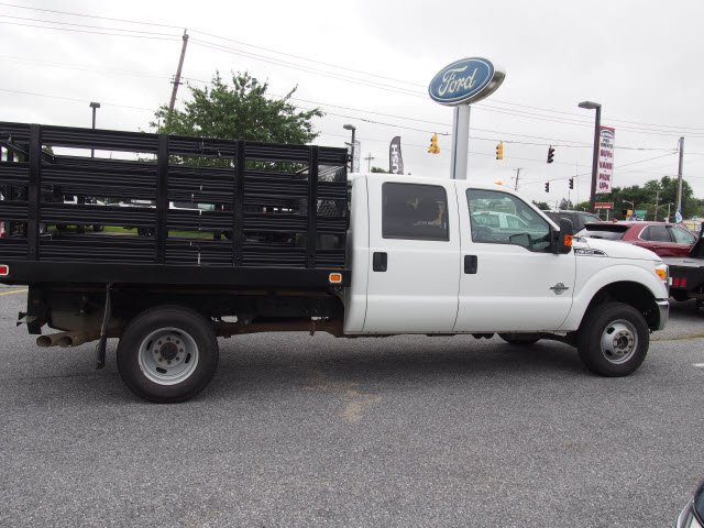 2016 F-350 Crew Cab DRW 4x4,  Stake Bed #270325 - photo 16