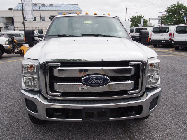 2016 F-350 Crew Cab DRW 4x4,  Stake Bed #270325 - photo 3
