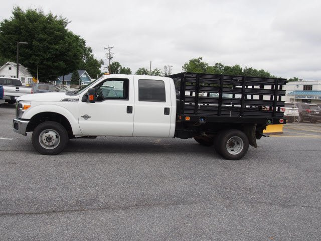 2016 F-350 Crew Cab DRW 4x4,  Stake Bed #270325 - photo 5