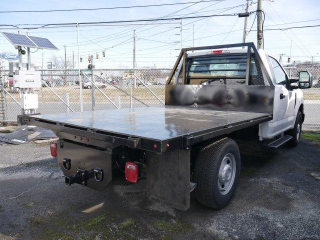 2019 F-350 Regular Cab 4x2, South Jersey Truck Bodies Platform Body #270579 - photo 1
