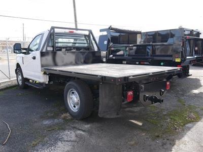 2019 F-350 Regular Cab 4x2, South Jersey Truck Bodies Platform Body #270579 - photo 3