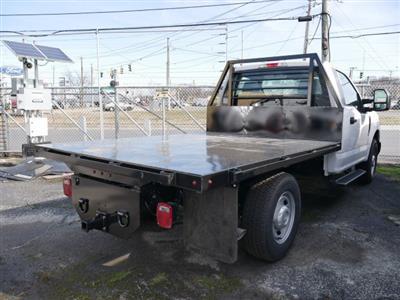 2019 F-350 Regular Cab 4x2, South Jersey Truck Bodies Platform Body #270579 - photo 2